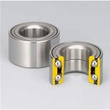 190BDY10E Double row angular contact ball bearings