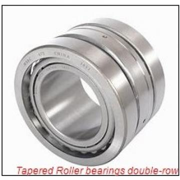 837 834D Tapered Roller bearings double-row