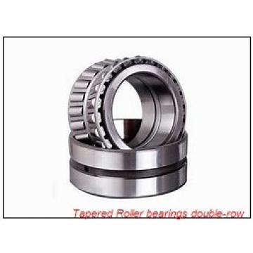 17119 17245D Tapered Roller bearings double-row