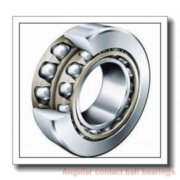 309TVL707 ANGULAR CONTACT THRUST BALL BEARINGS TYPE TVL