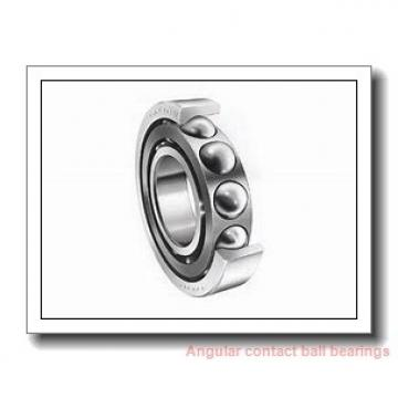 227TVL302 ANGULAR CONTACT THRUST BALL BEARINGS TYPE TVL