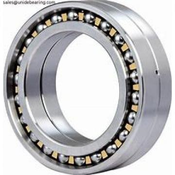 160BDY10E  Double row angular contact ball bearings